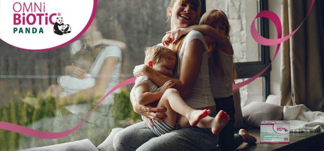 Опитът на една майка с Омни-Биотик Панда