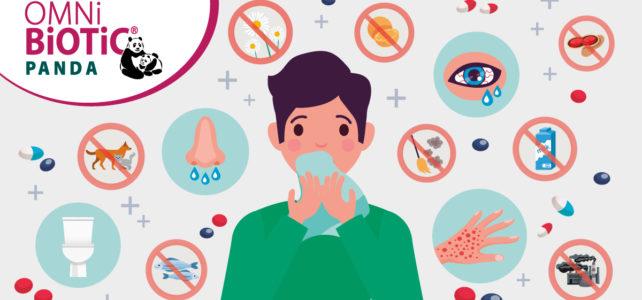 Защо се появяват алергиите при децата
